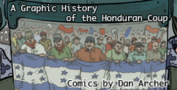 A Graphic History of the Honduras Coup